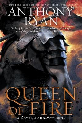 Image for Queen of Fire (A Raven's Shadow Novel)