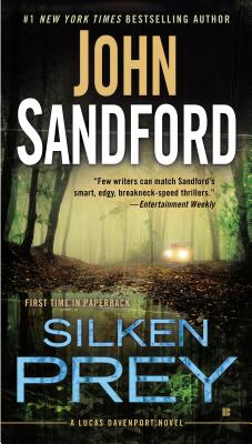 Silken Prey: A Lucas Davenport Novel, John Sandford  (Author)