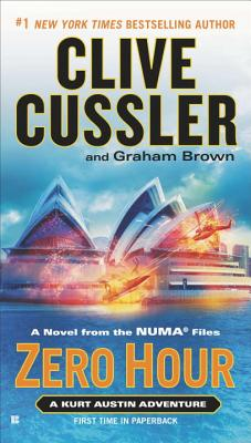 Zero Hour (The Numa Files), Clive Cussler, Graham Brown