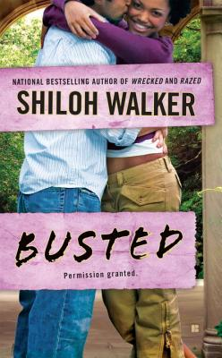 Image for Busted (A Barnes Brothers novel)