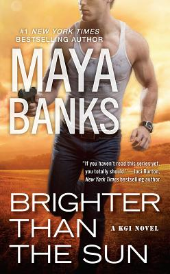 Image for Brighter Than the Sun (A KGI Novel)