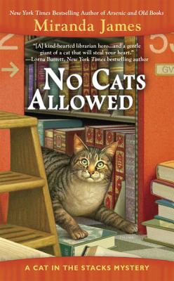Image for No Cats Allowed (Cat in the Stacks Mystery)