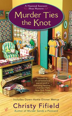 Image for Murder Ties the Knot (Haunted Souvenir Shop)