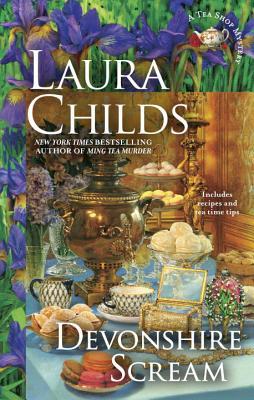 Devonshire Scream (A Tea Shop Mystery), Laura Childs
