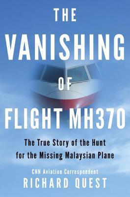 Image for VANISHING OF FLIGHT MH370