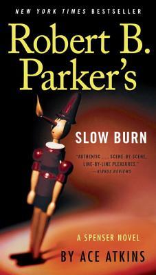 Image for Robert B. Parker's Slow Burn (Spenser)