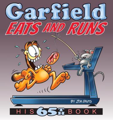 Garfield Eats and Runs: His 65th Book, Davis, Jim