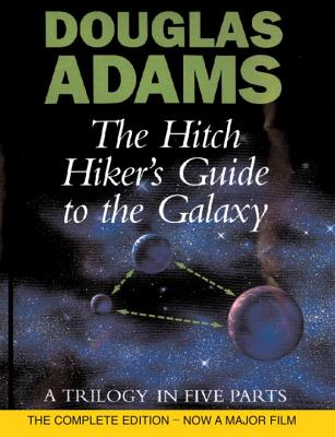 Image for The Hitch Hiker's Guide to the Galaxy: A Trilogy in Five Parts