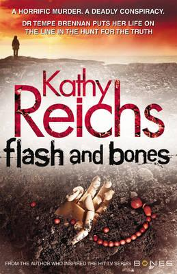 Flash and Bones #14 Temperance Brennan [used book], Kathy Reichs