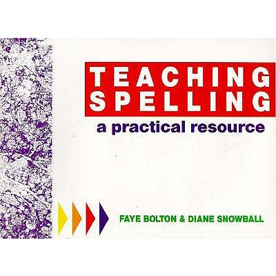 Image for Teaching Spelling: A Practical Resource