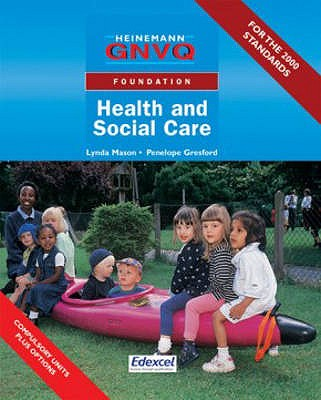 Image for Health and Social Care (Heinemann GNVQ)