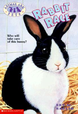 Image for Rabbit Race (Animal Ark Pets #3)