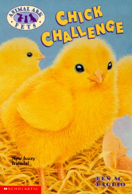 Image for Chick Challenge (Animal Ark Pets #6)