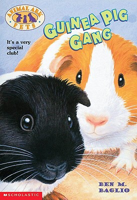 Image for Guinea Pig Gang (Animal Ark Pets)