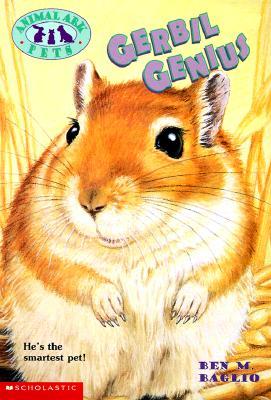 Image for Gerbil Genius (Animal Ark Pets #9)