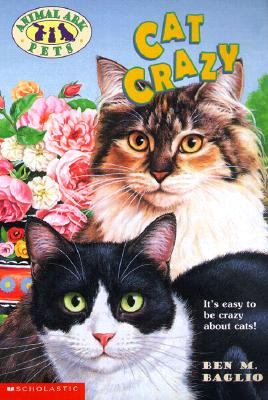Image for Cat Crazy (Animal Ark Pets)