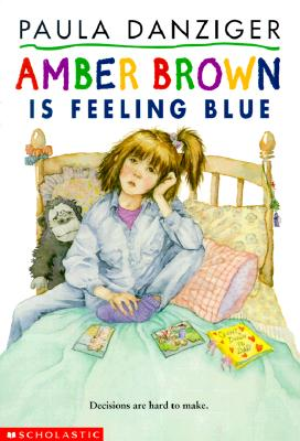 Image for Amber Brown Is Feeling Blue (Amber Brown)