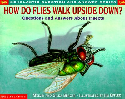 Image for How Do Flies Walk Upside Down? Questions and Answers About Insects