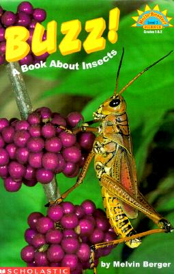 Image for Buzz!: A Book About Insects (HELLO READER SCIENCE LEVEL 3)
