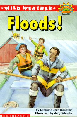 Image for Wild Weather: Floods! (HELLO READER SCIENCE LEVEL 4)