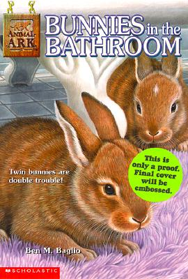 Image for Animal Ark #15 : Bunnies In The Bathroom (Animal Ark Hauntings) (Animal Ark Hauntings)