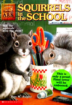 Image for Animal Ark #17 : Squirrels In The School (Animal Ark) (Animal Ark Hauntings)