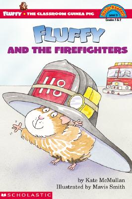 Image for Fluffy And The Fire Fighters (level 3) (Hello Reader)