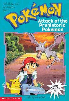 Image for Pokemon Chapter Book #03: Attack Of The Prehistoric Pokemon