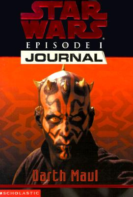 "Image for ""Darth Maul (Star Wars Episode 1, Journal #3)"""