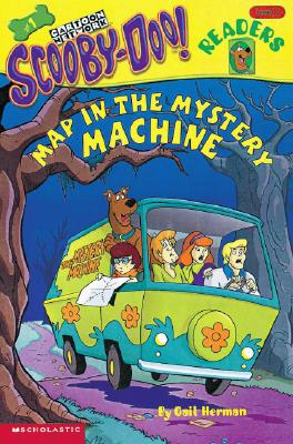 Image for Map In The Mystery Machine