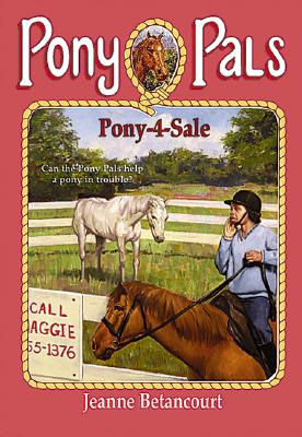 Image for Pony-4-Sale (Pony Pals)