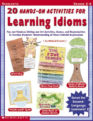 Image for 20 Hands-on Activities For Learning Idioms