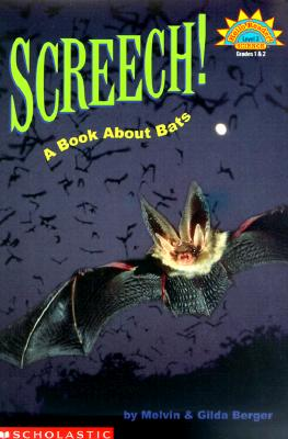 Image for Screech!: A Book About Bats (HELLO READER SCIENCE LEVEL 3)