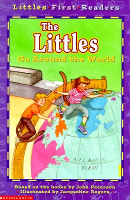 Image for LITTLE GO AROUND THE WORLD