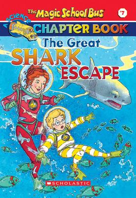 Image for Great Shark Escape (Magic School Bus #7)