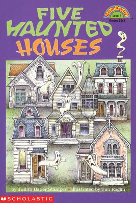 Image for Five Haunted Houses (level 4) (Hello Reader)