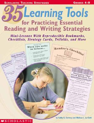 Image for 35 Learning Tools For Practising Essential Reading And Writing Strategies