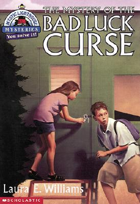 Image for The Mystery Of The Bad Luck Curse (The Boxcar Children #77)