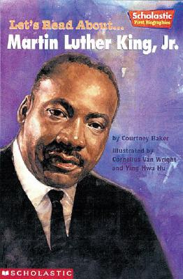 Image for LET'S READ ABOUT MARTIN LUTHER KING JR