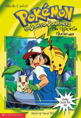 Image for The Chikorita Challenge (Pokemon: The Johto Journeys, No. 21)