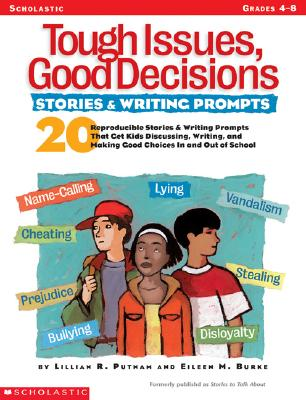 "Image for ""Tough Issues, Good Decisions (Stories to Talk About) (Grades 4-8)"""