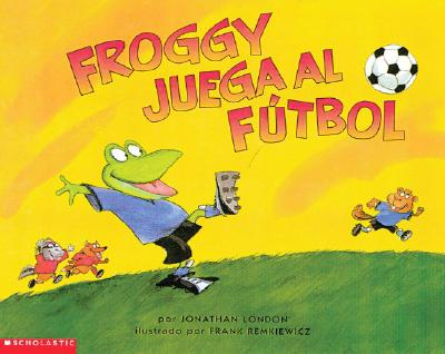 Image for Froggy juega al futbol