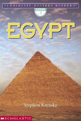 Image for EGYPT (Scholastic History Readers Level 3)