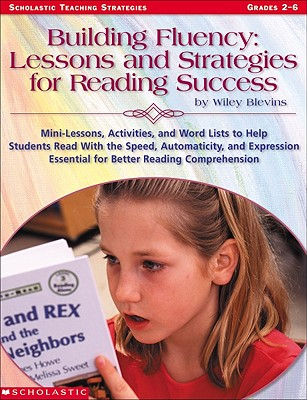 Image for Building Fluency: Lessons and Strategies for Reading Success