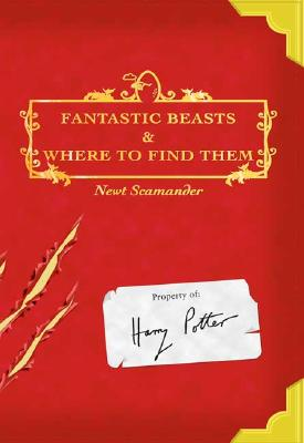 Image for FANTASTIC BEASTS & WHERE TO FIND THEM : PROPERTY OF HARRY POTTER