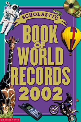 Image for Scholastic Book of World Records 2002
