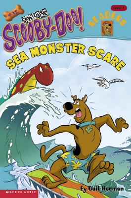 Scooby-Doo!  Sea Monster Scare; Readers Level 2, Herman, Gail