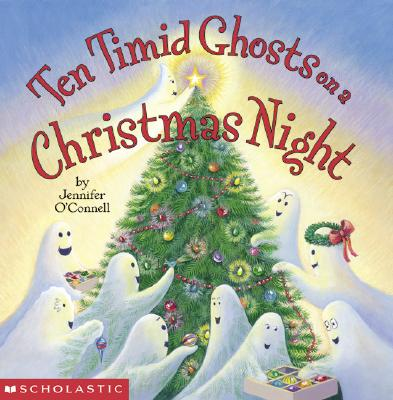 Image for TEN TIMID GHOSTS ON A CHRISTMAS NIGHT