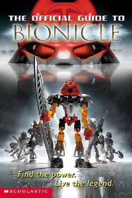 Image for OFFICIAL GUIDE TO BIONICLE