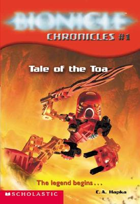Image for Bionicle Chronicles #1: Tale of the Toa